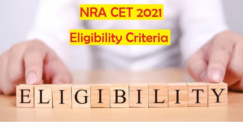 nra cet eligibility criteria